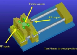 Universal Substrate Test Fixtures